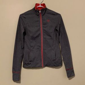 Abercrombie and Fitch full zip sweater